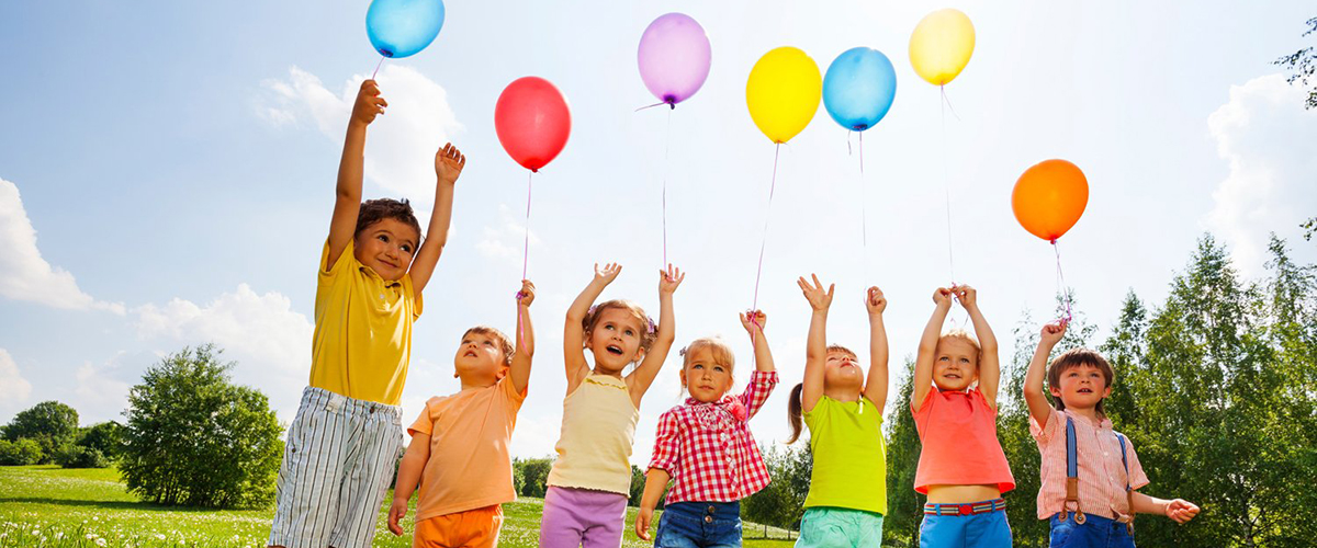 The International Day for Protection of Children is celebrated on the 1st of June